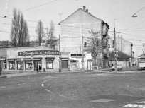 1976, Lehel utca a Róbert Károly körútnál, 13. kerület