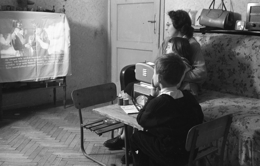 1958, Gyöngyösi utca 51/a sz. alatti lakás, 13. kerület