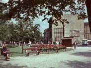 1958, Calvin (Kálvin) tér, 5. kerület, 8. kerület