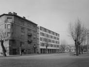1962, Lehel utca - Béke tér sarok, 13. kerület
