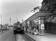 1938, Andrássy út, autóbusz végállomás, 6. kerület