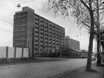 1980, Maglódi út a Venyige utcánál, 10.kerület