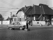 1965, Könyves Kálmán körút az Üllői útnál, 9. kerület