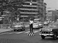1968, Alagút utca és az Attila út kereszteződés, 1. kerület