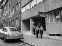 1975, Pauler utca, 1. kerület