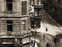 1919, Síp utca a Rákóczi út felől, 7. kerület
