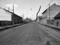 1960, Újpest, Váci út, 4. kerület