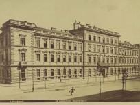 1878 körül Sugár (Andrássy) út, 6. kerület