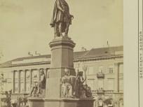 1880-as évek táján Ferenc József (Széchenyi István) tér, 5. kerület