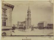 1890 után, Bakáts tér, 9. kerület
