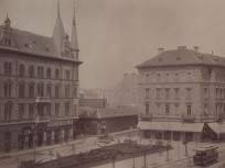 1898 táján, József körút, 8. kerület