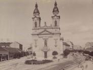 1890-es évek Mária Terézia (Horváth Mihály) tér, 8. kerület