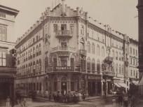 1890-es évek, Király utca, 7. kerület