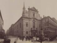 1890-es évek, Ferenciek tere, 5. kerület