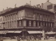 1894, Kossuth Lajos utca a Károly körútnál 4.(1950-től 5.) kerület