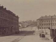 1896 táján, Prímás utca (Margit körút), 2. kerület