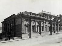 1890-es évek táján, Gellért (Szent Gellért) rakpart, 1. kerület