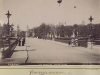 1896, a Városligeti híd, 14. kerület