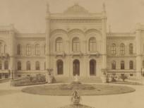 1890-es évek vége, Krisztina körút, 1. kerület