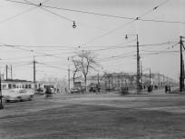 1963, Üllői út az Ecseri útnál, 9. és 10. kerület