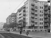 1962, Közraktár utca a Bakáts utcánál, 9. kerület