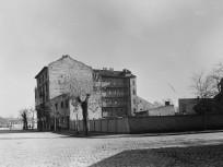 1960, Béke tér a Szegedi út felől, 13. kerület