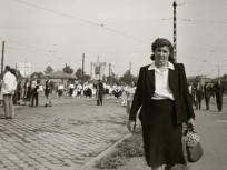 1941, Hungária körút a Hős utca felől a Kerepesi út felé nézve, 10. kerület