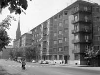 1971, Bem rakpart, 1.kerület