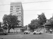 1972, Üllői út a Szigony utcánál, 8. kerület