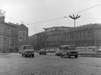 1976, Marx (Nyugati) tér, 5. és 6. kerület