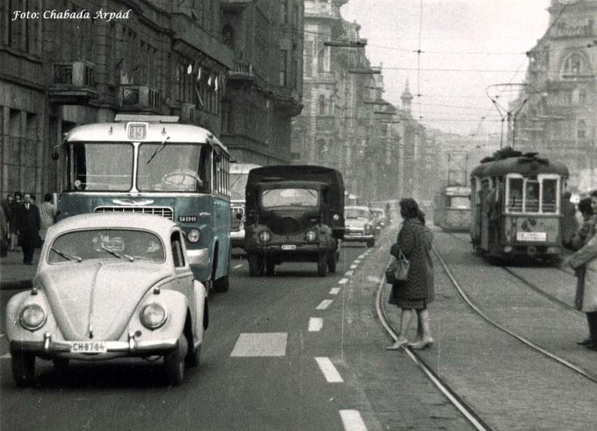 1960-as évek, Rákóczi út, 7.és 8. kerület