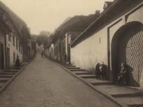 1900-as évek eleje, Niedermayer utca (Gül Baba utca), 2. kerület