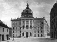 1900-as évek eleje, Dísz tér 17., Honvéd főparancsnokság, 1. kerület