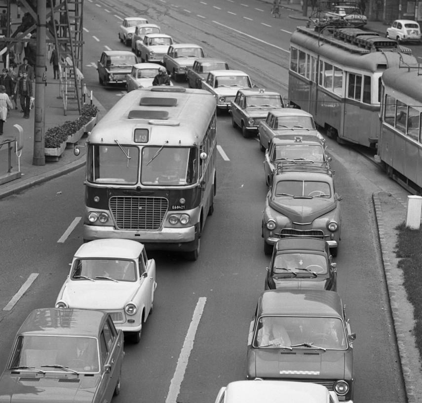 1971, Baross tér, 8. kerület
