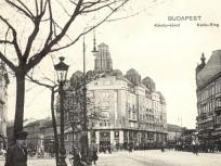 1930 táján, Károly király (Károly) körút, 7.kerület