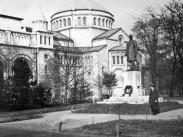 1938, Aréna (Dózsa György) út, a Regnum Marianum templom, 14. kerület