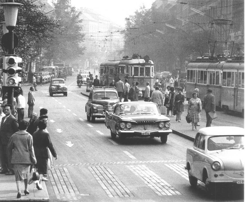 1960-as évek eleje, József körút, 8. kerület