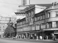 1953, Calvin (Kálvin) tér, 9. kerület