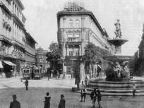 1910-1923, Calvin tér 8.és 9. kerület