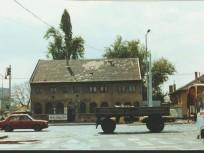 1989, Kőbányai út a Pongrác úttal szemben, 10. kerület