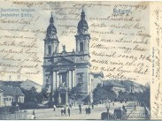 1911, Mária Terézia tér (Horváth Mihály tér), 8. kerület