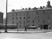 1960-as évek, Nagy Lajos király útja a Pákozdi (Wass Albert) térnél, 14. kerület