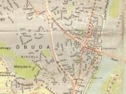 1958, Flórián tér környéke, 3. kerület