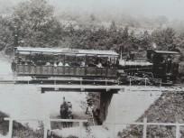 1890 táján, Költő utca, a Fogaskerekű, 12.kerület