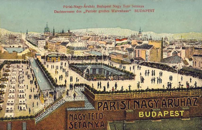 1911, Andrássy út, 6. kerület