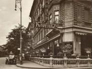 1930-as évek, József körút, 8. kerület