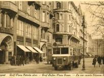 1928 táján, Gróf Tisza István (József Attila) utca, 4.,(1950-től 5.) kerület