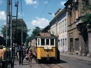 1980-as évek, Újpest, István (Szent István) tér