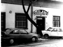 1990-es évek, Gergely utca 33., a Vidám kert vendéglő, 10 kerület