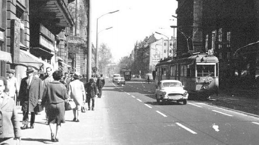 1966-1969, Kossuth Lajos utca, 5. kerület